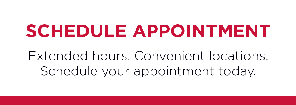Schedule an Appointment Today at Sherwood Tire Pros in Sherwood, AR or Cross Tire Pros in Little Rock, AR. With extended hours and convenient locations!