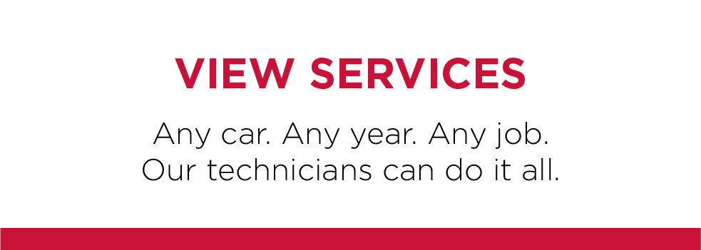 View All Our Available Services at Sherwood Tire Pros in Sherwood, AR or Cross Tire Pros in Little Rock, AR. We specialize in Auto Repair Services on any car, any year and on any job. Our Technicians do it all!